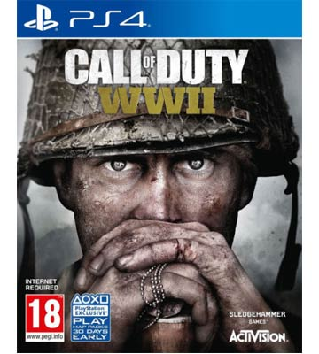Call of duty ww2 igrica za sony