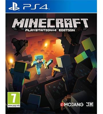 Minecraft igrica za sony 4