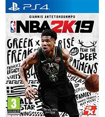 NBA 2K19 igrica za Sony