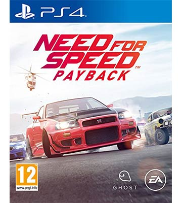 Need for speed igrica za sony