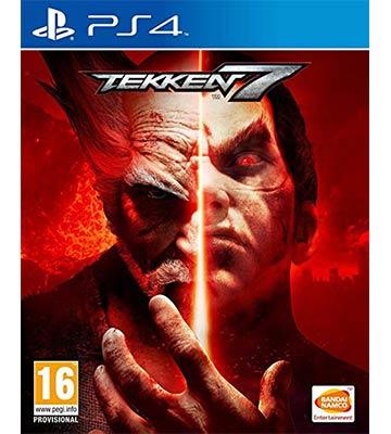 Tekken 7 igrica za sony 4